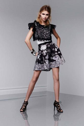 Prabal Gurung for Target Lace blouse